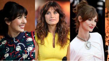 PHOTOS –  30 coiffures tendances avec frange à adopter