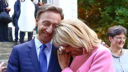 VIDÉO – Brigitte Macron en couple avec Stéphane Bern   comment le Dailymail  a pu faire 1e40d460653
