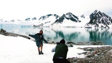 Vidéo 360°: Dans les coulisses de notre shooting mode au Pôle Nord