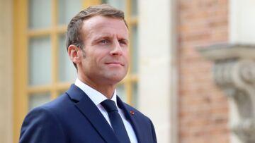 VIDÉO – Emmanuel Macron: après Donald Trump, sa poignée de main fait une nouvelle victime