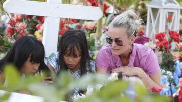Laeticia Hallyday: pourquoi elle ne passera pas Noël à Saint-Barth auprès de Johnny