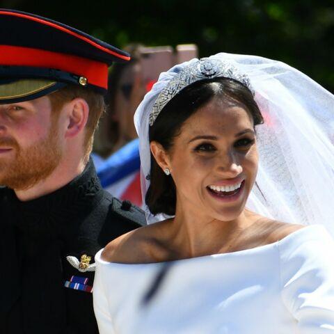 Meghan Markle: le détail trop mignon de son voile de mariée, en lien avec son premier rendez-vous avec Harry