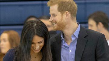 Meghan et Harry, encore des câlins en public