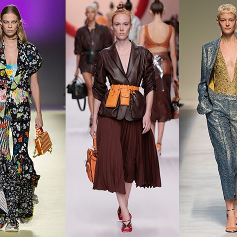 Fashion Week de Milan : les 5 tendances mode à retenir pour
