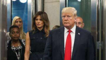 PHOTOS – Après les révélations de Stormy Daniels, Melania Trump s'affiche digne et chic aux côtés de son mari Donald Trump