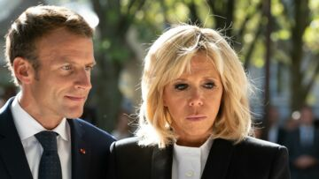 Emmanuel et Brigitte Macron dépensent 500000 euros pour rénover la salle des fêtes de l'Elysée