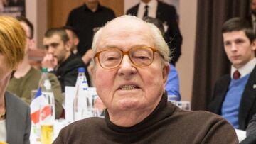 Jean-Marie Le Pen hospitalisé pour «une fièvre persistante»
