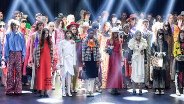 VIDEO – Une minute de Fashion Week: Les 3 point forts du défilé Gucci printemps-été 2019