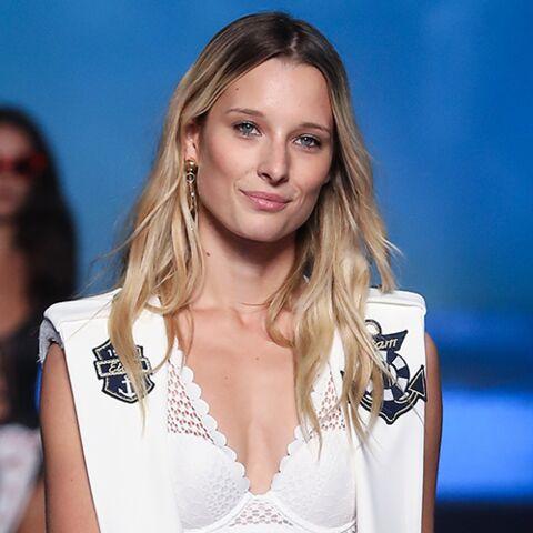 PHOTOS – Ilona Smet, superstar sexy du défilé lingerie Etam Live Show 2018