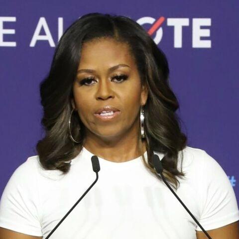 Michelle Obama: en mode rockstar pour la promo de son autobiographie