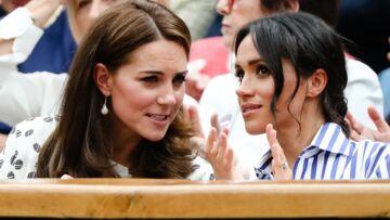 Kate Middleton revient sur le devant de la scène, pourquoi elle avait laissé le champ libre à Meghan Markle