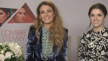 VIDEO – L'ombre d'Emily:  Blake Lively et Anna Kendrick addicts à Twitter et Instagram?