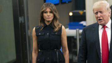 Melania Trump: en portant une robe noire à l'ONU, a-t-elle tenté de faire passer un message?
