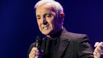 Charles Aznavour est décédé, il venait d'être à nouveau grand-père