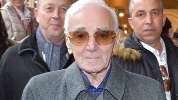 Charles Aznavour un «exilé fiscal», quand le chanteur expliquait avoir «été poussé dehors»