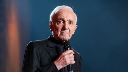 mort de charles aznavour pourquoi il a t contraint d aller vivre en suisse gala. Black Bedroom Furniture Sets. Home Design Ideas