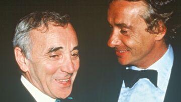 """Mort de Charles Aznavour: ce jour où il a """"engueulé"""" Michel Sardou qui avait décidé d'arrêter la scène"""