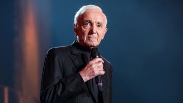 VIDÉO – Mort de Charles Aznavour: quand sa femme lui demandait d'arrêter la scène
