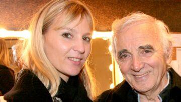 PHOTOS – Charles Aznavour est décédé: sa fille Katia, sa fierté
