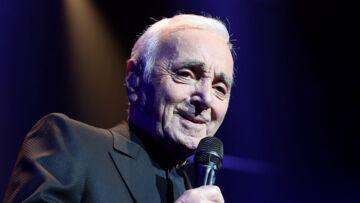 Charles Aznavour sur scène jusqu'au bout: sa première fois à 93 ans…