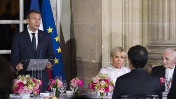 Le jour où Charles Aznavour a remis Emmanuel Macron à sa place
