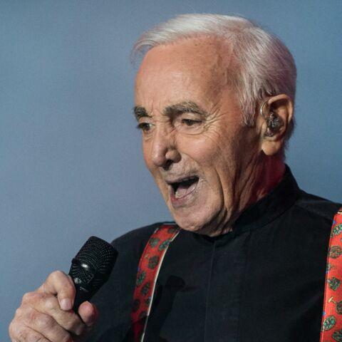 Les derniers mots de Charles Aznavour à son ami Michel Leeb
