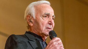 Qui a découvert le corps de Charles Aznavour dans sa salle de bain?