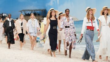 VIDEO – Une minute de Fashion Week : les 3 points forts du défilé Chanel printemps-été 2019