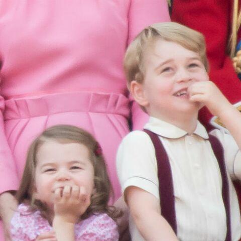 Découvrez comment Meghan Markle s'est mis George et Charlotte, les enfants de Kate Middleton, dans la poche