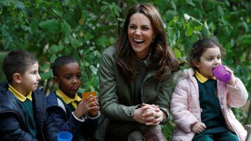 Petite gêne pour Kate Middleton: une enfant la traite comme une domestique, mais la duchesse réagit comme une maman