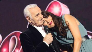 Mort de Charles Aznavour: le tendre clin d'oeil de Nolwenn Leroy et de son fils Marin