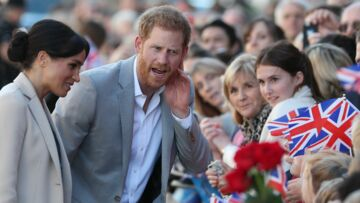 Découvrez pour quelle raison le prince Harry a fait pleurer un enfant dans le Sussex