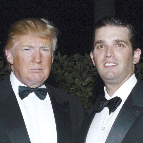 Donald Trump ne voulait pas donner son nom à son fils Donald Jr, de peur qu'il ne soit «un loser»