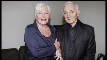 Pourquoi Line Renaud sera absente aux obsèques de «son ami Charles Aznavour»