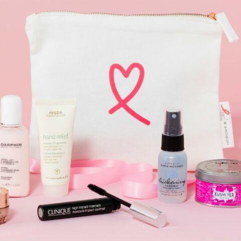 PHOTOS – Octobre rose: aidez les marques qui s'engagent contre le cancer du sein