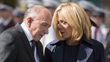 VIDÉO – Brigitte Macron et Gérard Collomb fâchés? Il dément et encense la Première dame