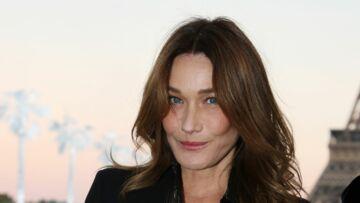 PHOTOS – Carla Bruni-Sarkozy: son relooking extrême pour le Vogue italien
