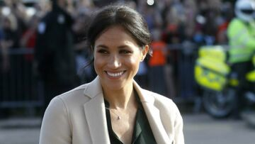 PHOTOS – Meghan Markle : cette nouvelle bague qui intrigue…
