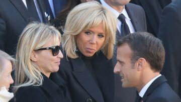 PHOTOS –Brigitte Macron, au côté de son mari pour soutenir la famille de Charles Aznavour pendant l'hommage national