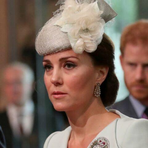 Kate Middleton, très méchamment taclée par une célèbre actrice