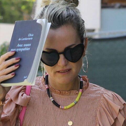 Découvrez quel livre symbolique Laeticia Hallyday dévorait avant son retour en France