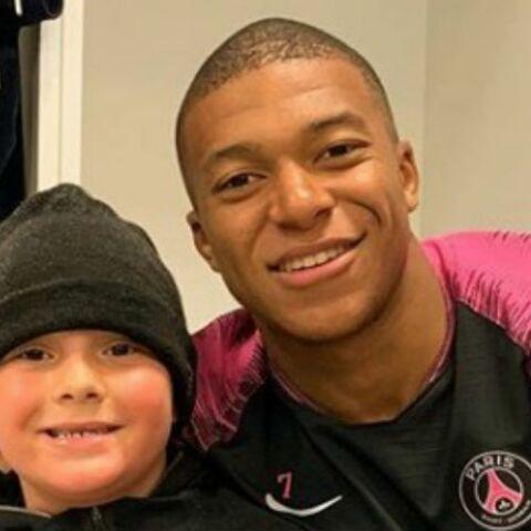 Kylian Mbappé: le fils de Neymar est son premier fan
