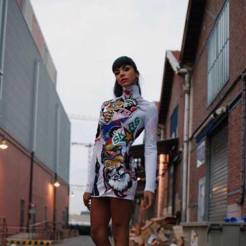 Danse avec les stars: Shy'm fait sensation avec une robe décalée à plus de 2000 €!