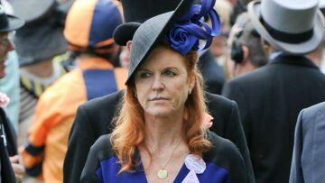 Sarah Ferguson, sans gêne: elle a déjà pris ses aises au château de Windsor, où va se marier sa fille Eugénie d'York