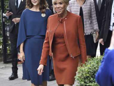 Brigitte Macron, Meghan Markle, Pauline Ducruet... Toutes fan du perfecto !