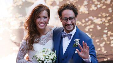 PHOTO – Emilie Broussouloux: l'épouse de Thomas Hollande célèbre leur premier mois de vie conjugale sur Instagram