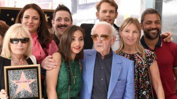 EXCLU – Quand Charles Aznavour évoquait avec tendresse sa petite-fille Leila