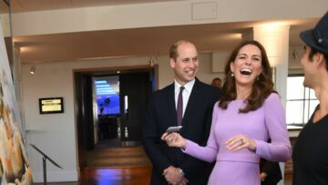 PHOTOS – Le prince William et Kate Middleton, plus complices et tactiles que jamais, à Londres