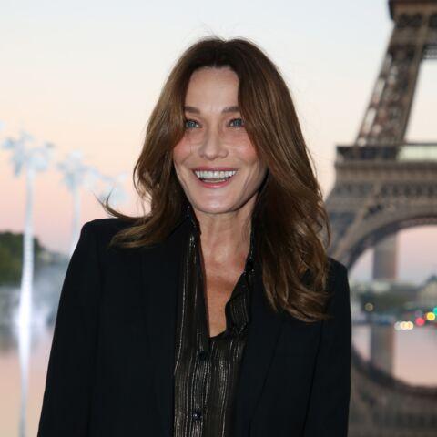 Carla Bruni: cet anniversaire cher à son coeur