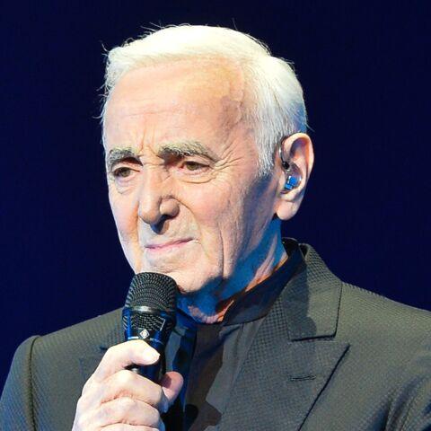 Le message plein d'émotion de la famille de Charles Aznavour: «Nous avons tous perdu un père»